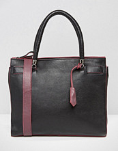 Urbancode Tote Bag With Contrast Strap