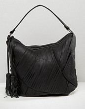 Pieces Bag With Fringe