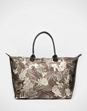 Mi-pac Weekender Bag in Tropical Metallic