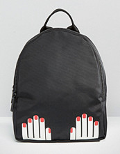 Lulu Guinness Hands Backpack