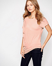Vila T-shirt With Side Draping