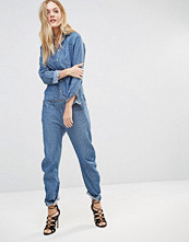 G-Star Arc Denim Boyfriend Boilersuit
