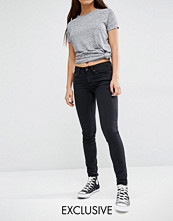 G-Star Be Raw Ultra High Ripped Skinny With Released Hem