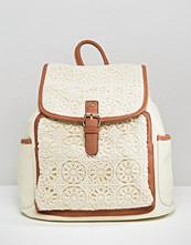 Yoki Fashion Crochet Backpack