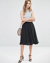 Gestuz Cassie Silk Skater Skirt