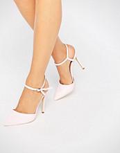 Public Desire Karlie Cut Out Court Shoes
