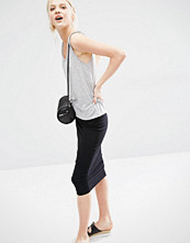 Monki Ribbed Vest