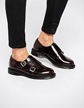 Dr. Martens Pandora Double Monk Stap Flat Shoes