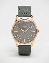 Henry London Grey Finchley Watch HL39-S-0120
