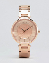 Armani Exchange Rose Gold Olivia Watch AX5317