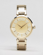 Armani Exchange Gold Olivia Watch AX5316