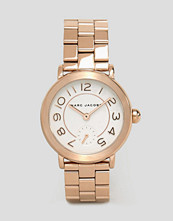 Marc Jacobs Rose Gold Riley Watch MJ3471