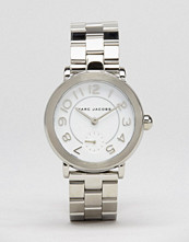 Marc Jacobs Silver Riley Watch MJ3469