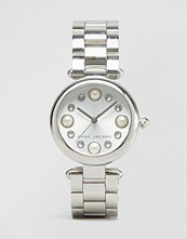 Marc Jacobs Silver Dotty Watch MJ3475