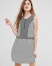 Y.a.s Malou Dress In Check