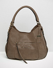 ALDO Hobo Shoulder Bag With Buckle Detail