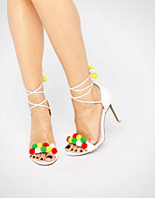 Public Desire Salma Multi Bobble Heeled Sandals
