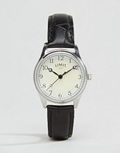 Limit Black Croc Strap Watch 6179.37