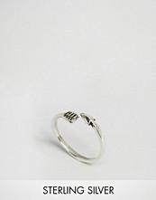 Kingsley Ryan Sterling Silver Open Arrow Ring