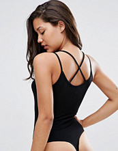 ASOS Body With Double Strap Back Detail
