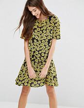 YMC Floral Printed Swing Dress