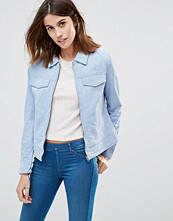 Pepe Jeans Jessica Leather Jacket