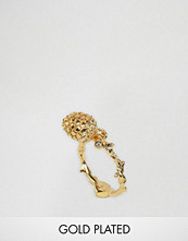 Bill Skinner Pinecone Ring