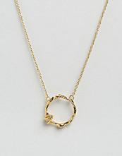 Bill Skinner Bee Floral Ring Pendant