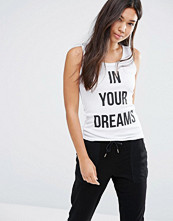 Boohoo In Your Dreams Vest