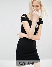 Monki Exclusive Pinny Dress