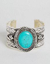 Missguided Marble Stone Cuff