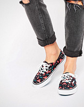 Vans X Dabs Myla Printed Authentic Trainers