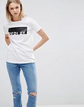 Replay Logo T-Shirt