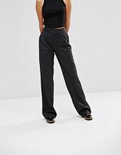 Gestuz Myla Wide Leg Pin Stripe Trousers
