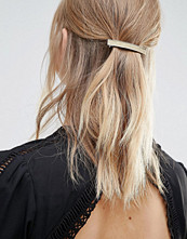 DesignB London Glitter Rectangle Hair Clip