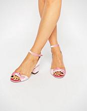 ASOS HALLMARK Heeled Sandals