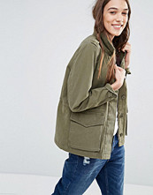 Vans Khaki Utility Jacket