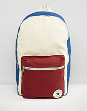 Converse Canvas Backpack With Contrast Pocket
