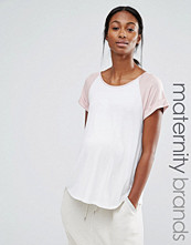 Bluebelle Maternity Lounge Relaxed Jersey TShirt