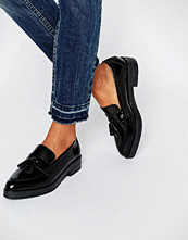 Pieces Dea Tassle Leather Loafers