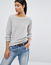 Vila Open Knit Jumper