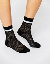 Monki Varsity Stripe Socks