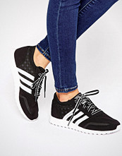 Adidas Originals Black And White Los Angeles Trainers