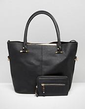 Oasis Gold Trim Shopper Bag