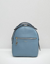 Fiorelli Anouk Simple Backpack With Zip Pocket Detail