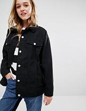 Monki Boxy Denim Jacket