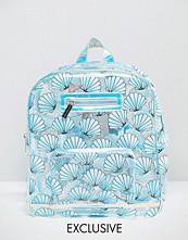 Skinnydip Exclusive Mermaid Shell Backpack