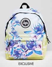 Hype Exclusive All Over Floral Backpack