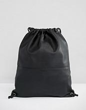 Sandqvist Jenny Soft Leather Drawstring Backpack