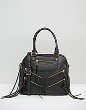 Yoki Fashion Bag With Zips